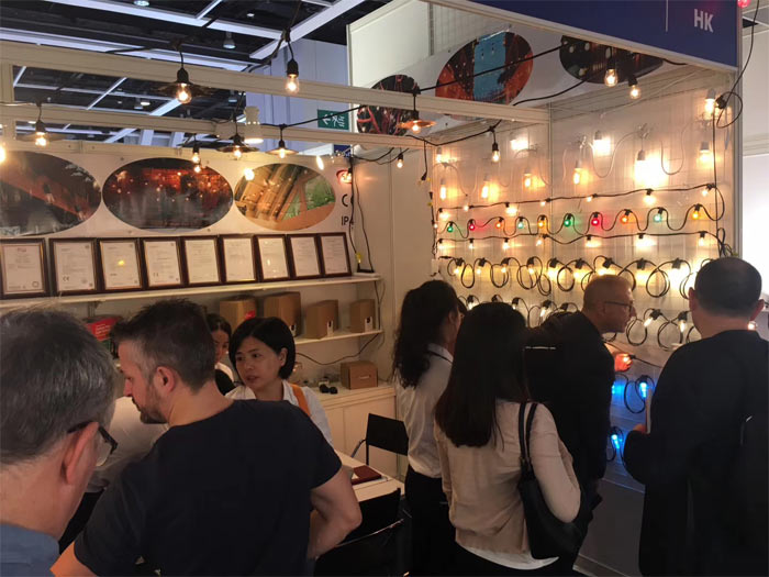 2018 HK Autumn Lighting fair Oct.27-30th