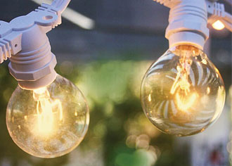 Garden String Light supplier tells you how to buy courtyard lights?