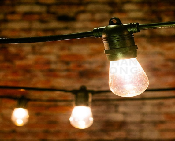 Outdoor Commercial String Light