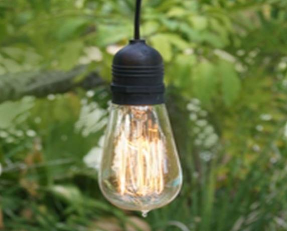 Commercial Weatherproof String Light