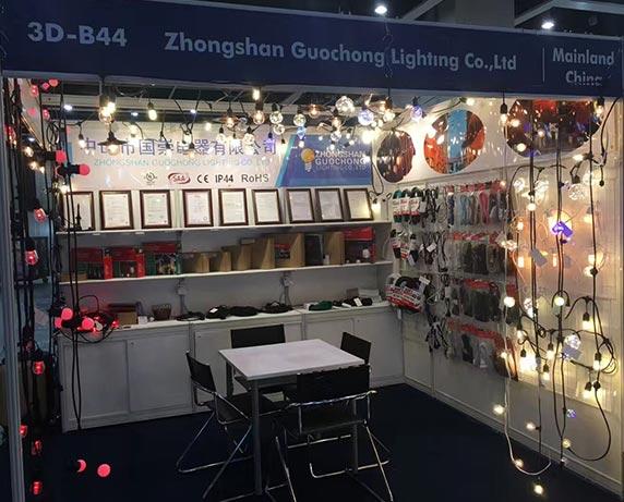 2019 HK spring Lighting Fair April.6-9th.