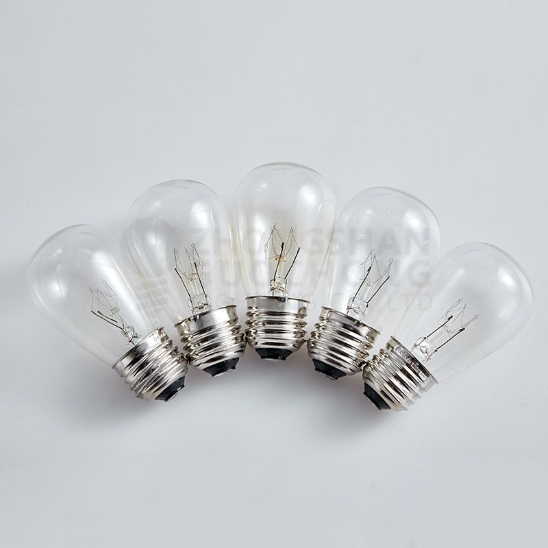 11 WATT INCANDESCENT S14 BULB