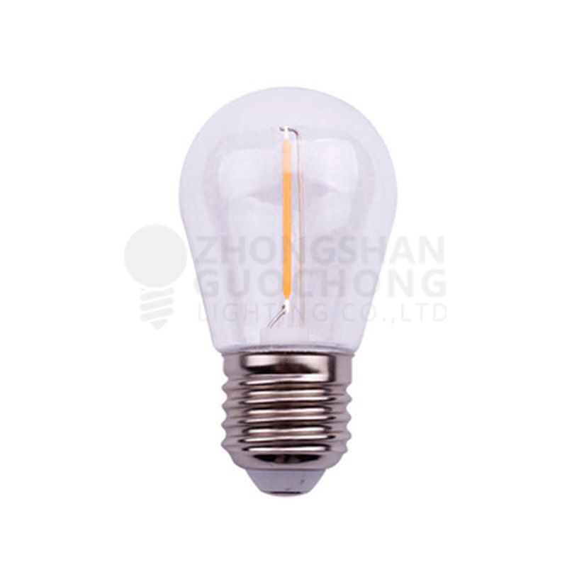 CE Listed, E27, 10 SUSPENDED SOCKET, OUTDOOR COMMERCIAL WEATHERPROOF STRING LIGHT, S14 BULBS, 10M CORD