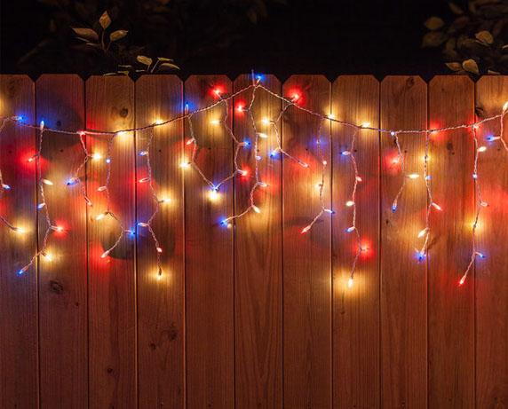 Best Ever Backyard Lighting: String Lights