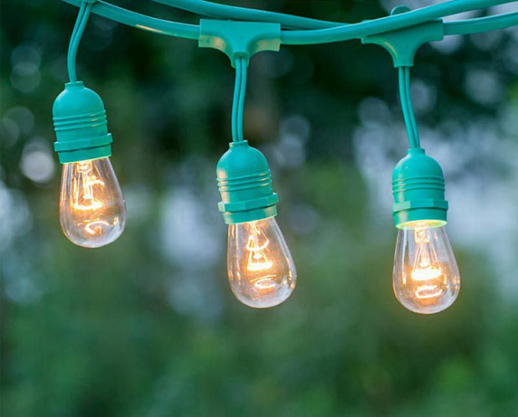 Precautions for Patio lighting